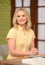 Kristen Bell - The Chew: September 25th 2017