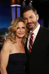 Kyra Sedgwick - Jimmy Kimmel Live: September 20th 2017