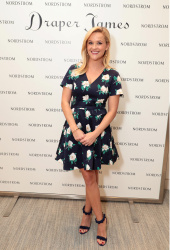 Reese Witherspoon -  Draper James Fall Collection Celebration in Costa Mesa 9/27/17