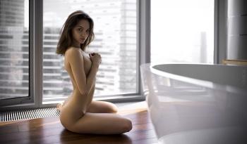 Maria Demina una joven que te dejara sin aliento modelo rusa [FOTOS] 16