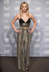Jennifer Lawrence at TIFF Press Conference of 7