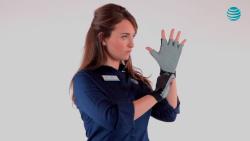 "Milana Vayntrub - AT&T Commercial ""Go Time"""