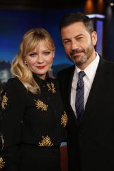 Kirsten Dunst - Jimmy Kimmel Live: September 19th 2017
