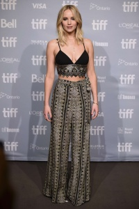 Jennifer Lawrence at TIFF Press Conference of 4