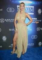 Joanna Krupa  Maxim Halloween Party in 3