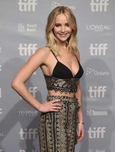 Jennifer Lawrence at TIFF Press Conference of 8