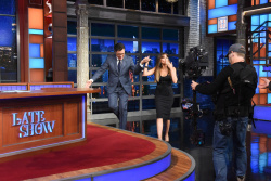 Sofia Vergara - The Late Show with Stephen Colbert: September 26th 2017