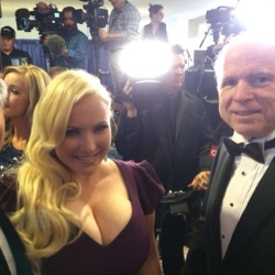 Meghan McCain at the 100th Annual White House Correspondents' Association Dinner in Washington, D.C. - May 3, 2014