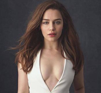 Emilia Clarke Doggy Style
